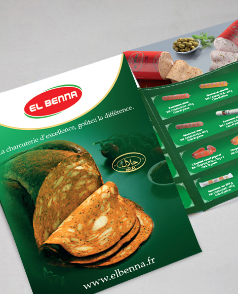 print réalisation brochure